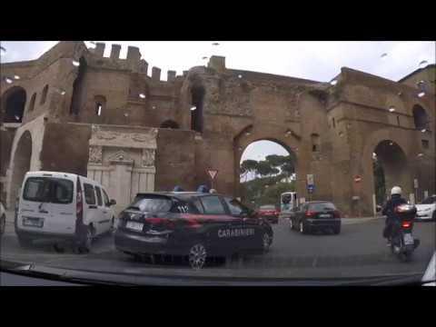 [Emergenza] Carabinieri, Polizia di Stato, Polizia di Roma Capitale per controllo del territorio.