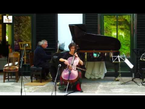 Timora Rosler, Cello - Jacob Bogaart, Piano - David Popper - Hongaarse Rhapsody opus 68