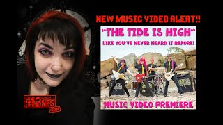 New Music Video Alert!! Chip & The Charge Up's; The Tide Is High!
