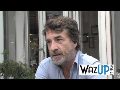 Interview de François Cluzet - WAZUP MAG