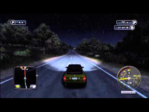 Test drive unlimited2 C4 championship high: East Ibiza Race country ride