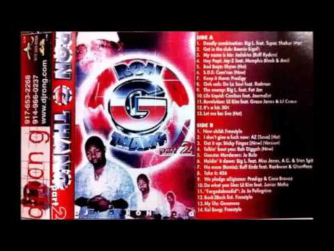 Dj Ron G Thang pt2 full mixtape A