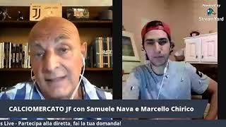 13ª Puntata Juventus Fans Live - Conduce Samuele Nava - Ospite Marcello Chirico