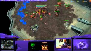 SC2 HOTS #003 - ZvP Early Aggression: DarthB vs Klimpen