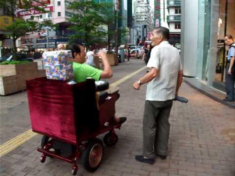 The most amazing Mongkok argument