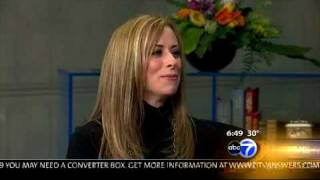 Julie James Interviewed on ABC-7 Chicago Morning Show April 12, 2009