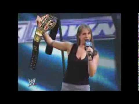 WWE Smackdown Debut Of The United States Championship HD