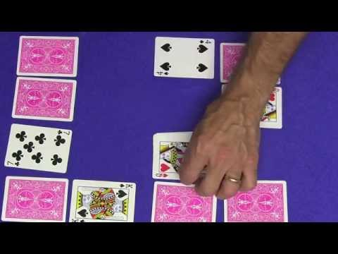 Best Self Working Card Trick Revealed