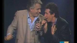 Popotitos - Miguel Rios y Enrique Guzman en directo
