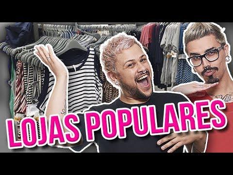DENÚNCIA FASHION  Lojas Populares  Diva Depressão