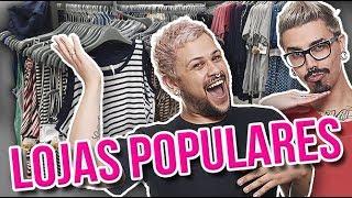 DENÚNCIA FASHION - Lojas Populares | Diva Depressão