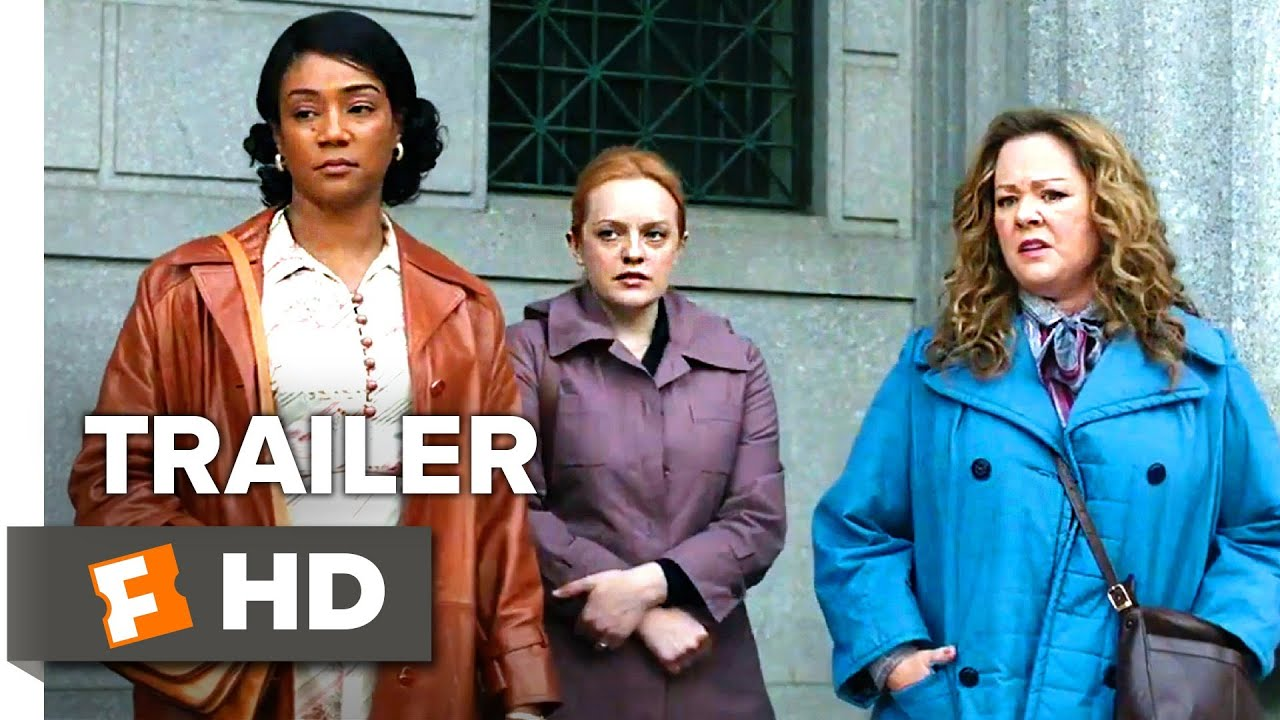The Kitchen Trailer 1 2019 Movieclips Trailers