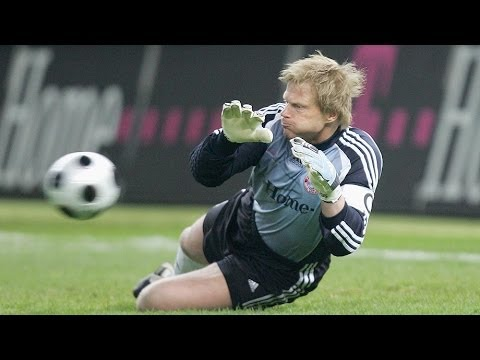 Oliver Kahn - Best Goalkeeper Ever ● 1994-2008