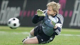 Oliver Kahn - Best Goalkeeper Ever ● 1994-2008