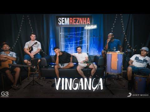 Vingança - Luan Santana ft Mc Kekel - Sem Reznha Acústico - Versão Pagode