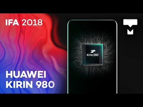 Huawei Kirin 980, o novo processador top de linha - TecMundo