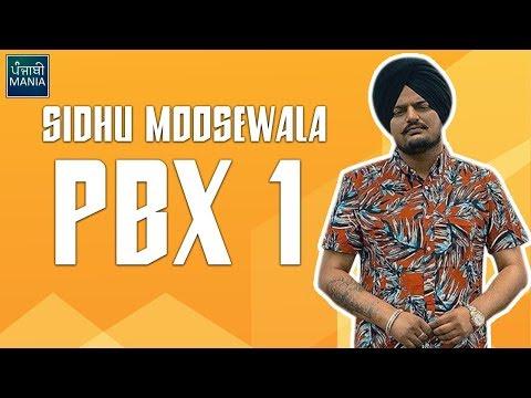 PBX 1 | Sidhu Moosewala | Full Album Track List & Release Date Revealed