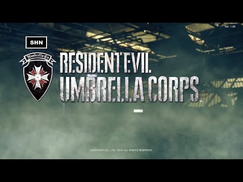 Resident Evil: Umbrella Corps Full HD 1080p Longplay Walkthr