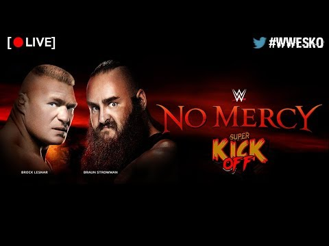 [LIVE] Super Kick Off - WWE No Mercy 2017