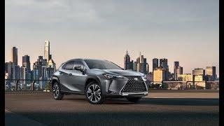 New Lexus UX Compact Crossover Hybrid