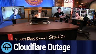 Cloudflare Outage Kills the Internet