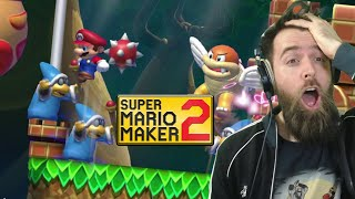 I Just Made Endless Normal Mode VERY Difficult... [SUPER MARIO MAKER 2]