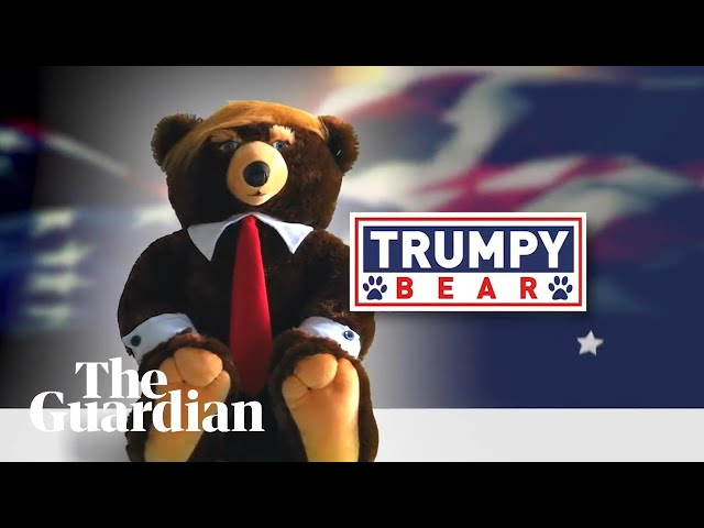 Will the tender cuddles of Trumpy Bear soften me to other Trumpist  positions? | Van Badham | Opinion | The Guardian