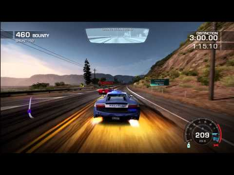 Need For Speed: Hot Pursuit - SCPD - Hang Tough [Interceptor]