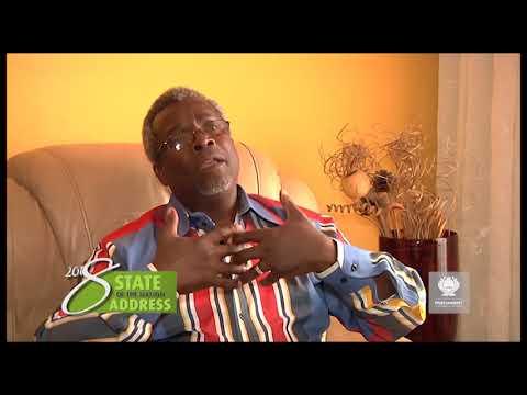 Mr Sipho Kubeka SONA 2018 Eminent Person Gauteng