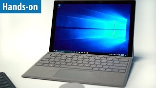 Surface Pro (2017) - Microsofts neues Arbeits-Tablet im Hands-on / Erster Test