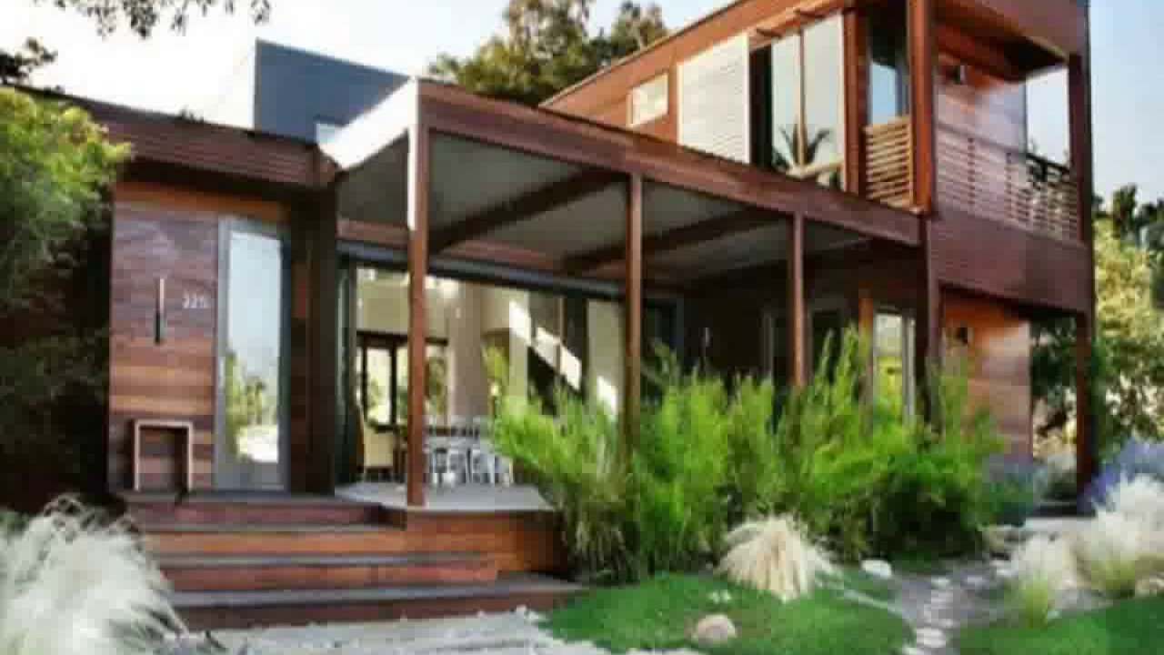 Shipping Container House New Zealand Youtube