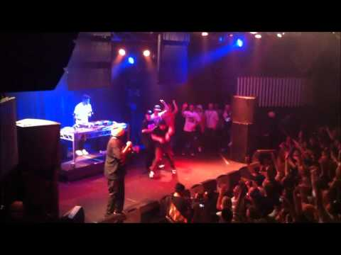 KRS ONE Live in Adelaide - Step into a world