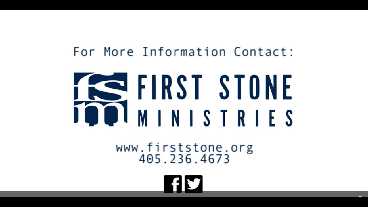 First Stone Ministries: Oklahoma City, OK > Living Waters