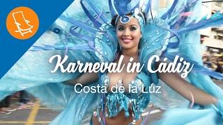 Karneval in Cádiz, Costa de la Luz