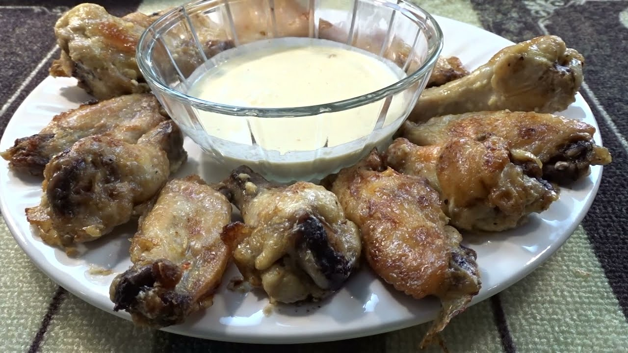 Alabama White Chicken Wings Recipe | Battle Of The Wings Wednesday
