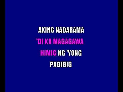 Aegis   Maniwala Ka Filipino Karaoke