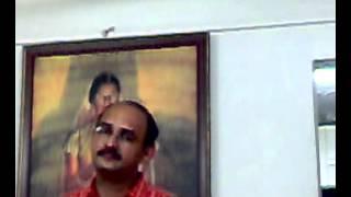 Chaand aahen bharega ... sung by Shailen Ambegaokar. 060812.mp4