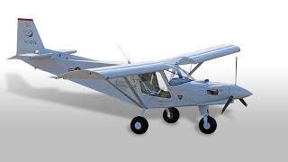 Repeat youtube video Amazing turbine STOL homebuilt airplane