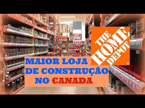 Home Depot Canada: Maior Loja De Materiais De Construção | Mi No Canada