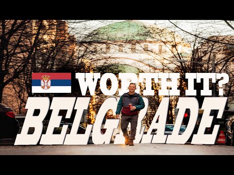 Will SERBIA SURPRISE YOU? Belgrade, Serbia 2021- First Impressions