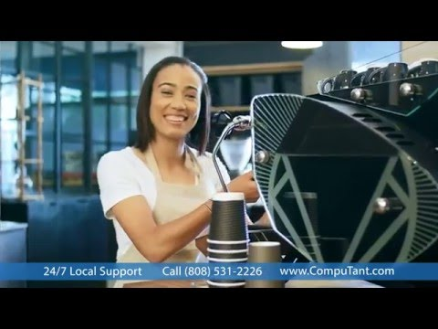 Aloha Restaurant POS | Counterpoint Retail Solution | CompuTant Hawaii