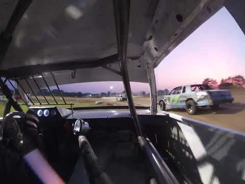 Hobby Stock Heat GoPro Princeton Speedway 9-20-19