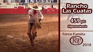 Rancho Las Cuatas CAMPEON - Torneo Familia RVO 2018