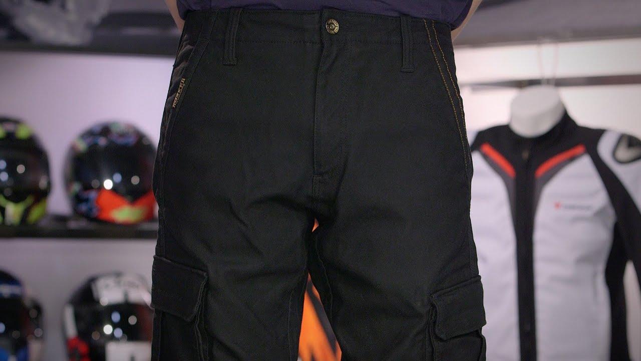 rokker black jack cargo pants review at youtube. Black Bedroom Furniture Sets. Home Design Ideas