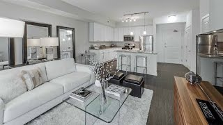 Tour a luxury 1-bedroom apartment at the new Oaks of Vernon Hills