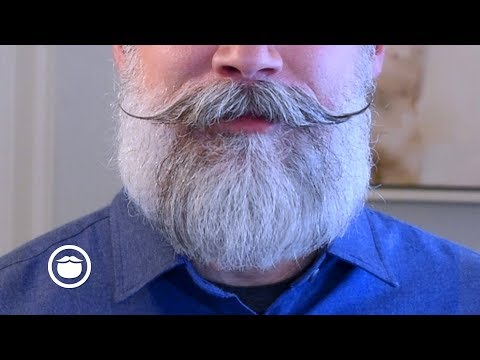 How to Style an English Mustache
