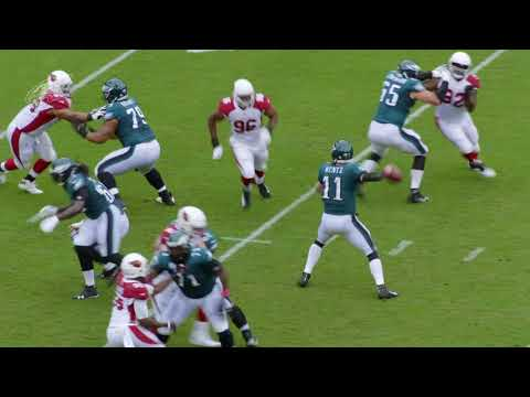 Tape Study: A Look At Wentz's Four TDs
