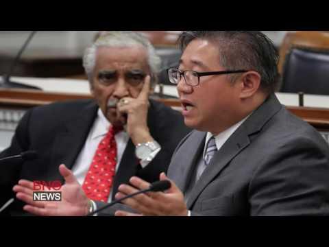 Longest-held North Korean prisoner Kenneth Bae speaks on Capitol Hill