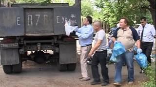 Губернатор убирает Кострому. 14 августа 2008 г.