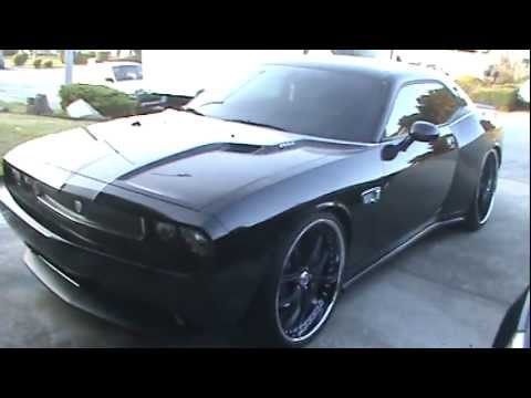1st 2012 Challenger With Wide Body Youtube